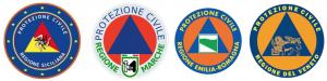 Protezione Civile Regioni Logo