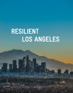 Resilient Los Angeles 2018