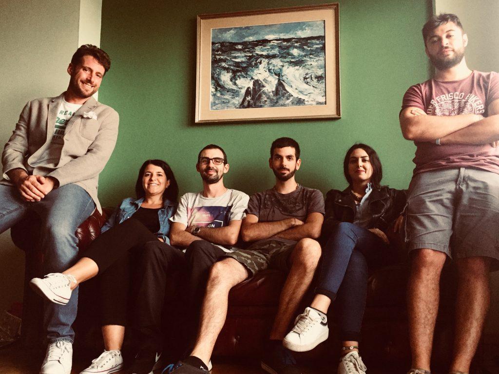 SCI Sassari team Piano Protezione Civile Sardegna 2018