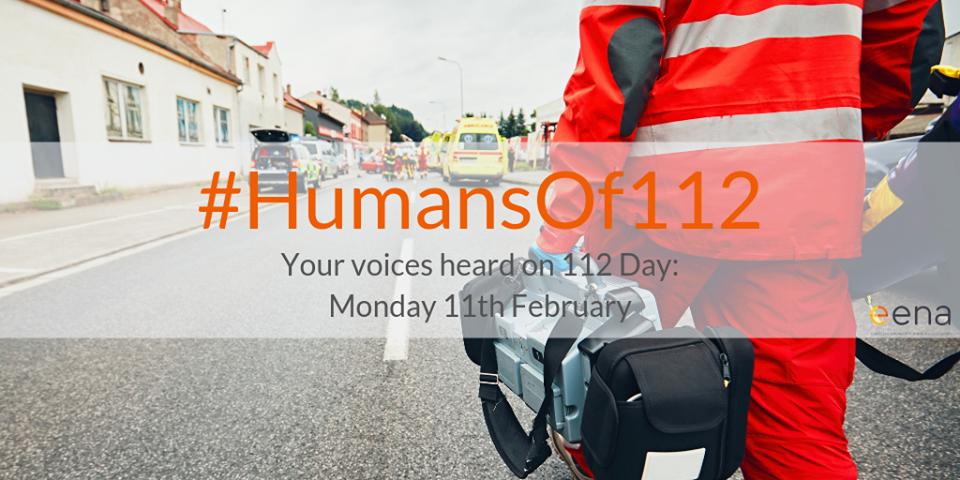 Humans 112 EU EENA 2019