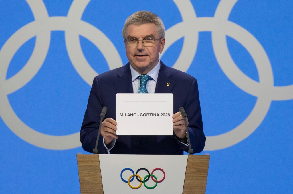 milano cortina 2026 olimpiadi invernali