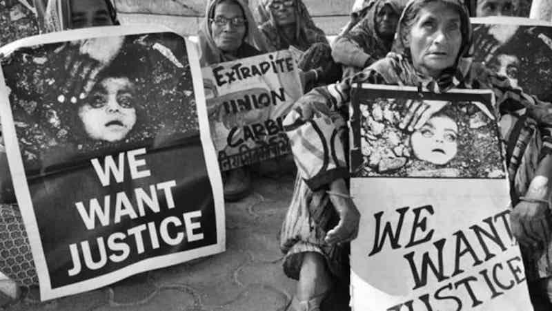 Bophal, proteste in attesa di giustizia