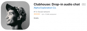Clubhouse apple app store iPhone iPad ios